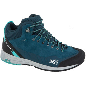 Millet Amuri Dryedge Leather Buty Kobiety, orion blue/indian